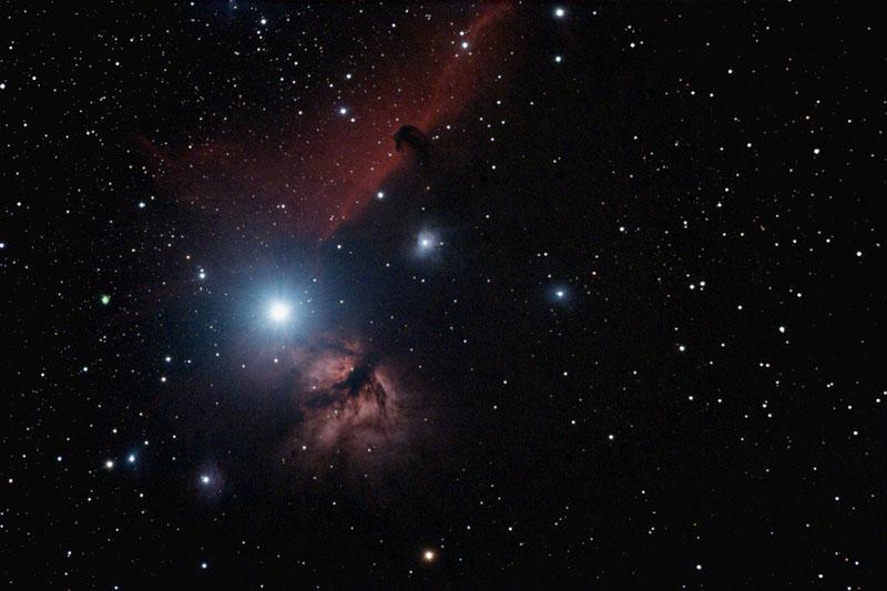 2010.11.7, m42 猎户座大星云, tl906+canon eos 350d mod+2&; at平